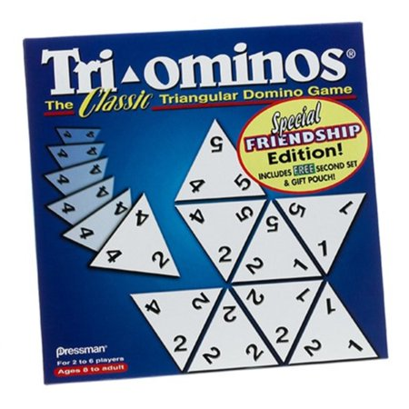 2002 Playoff Game - Tri-ominos; the Classic Triangular Domino Game; Special Friendship Edition (2002)