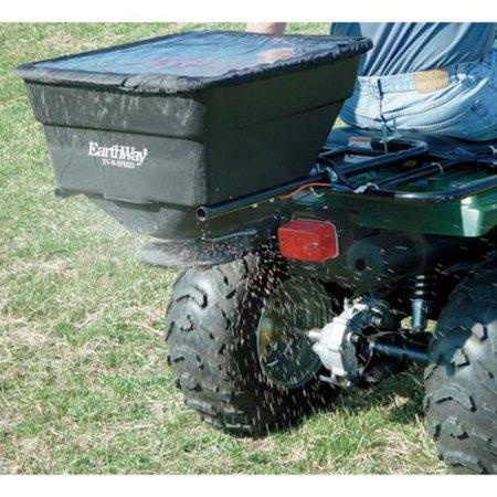 EARTHWAY M30 ATV Spreader, 100 lb. Cap