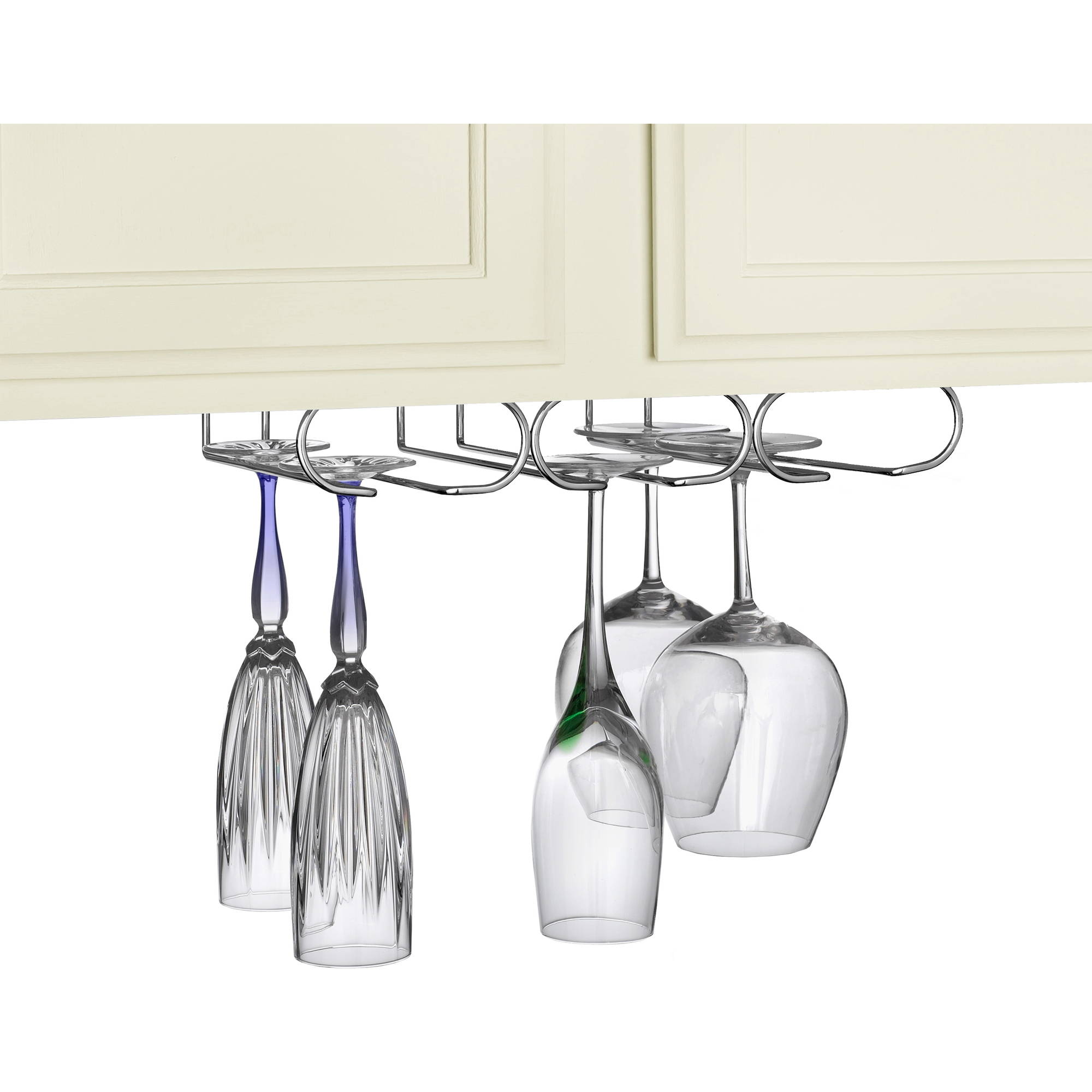 under cabinet wine glass rack. Under Cabinet Wine Glass Rack A