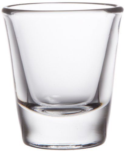 Anchor Hocking 12-Pack Heavy Base Shot Glass Set, 1.5-Ounce by Anchor Hocking