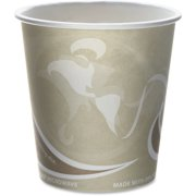 Eco-Products, ECOEPBRHC10EW, Recycled Hot Cups, 1000 / Carton, Multi