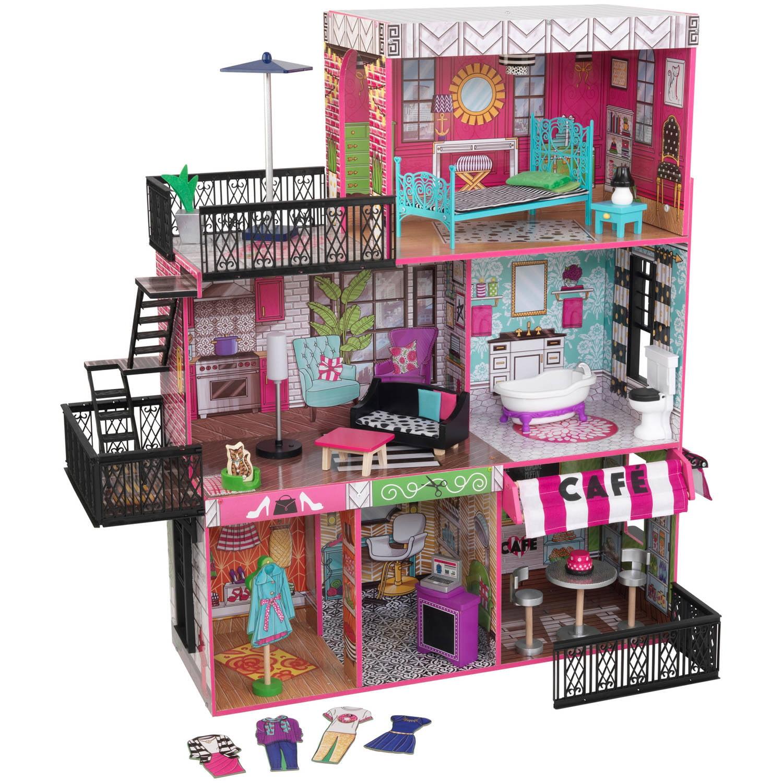 KidKraft Brooklyn's Loft Dollhouse by KidKraft