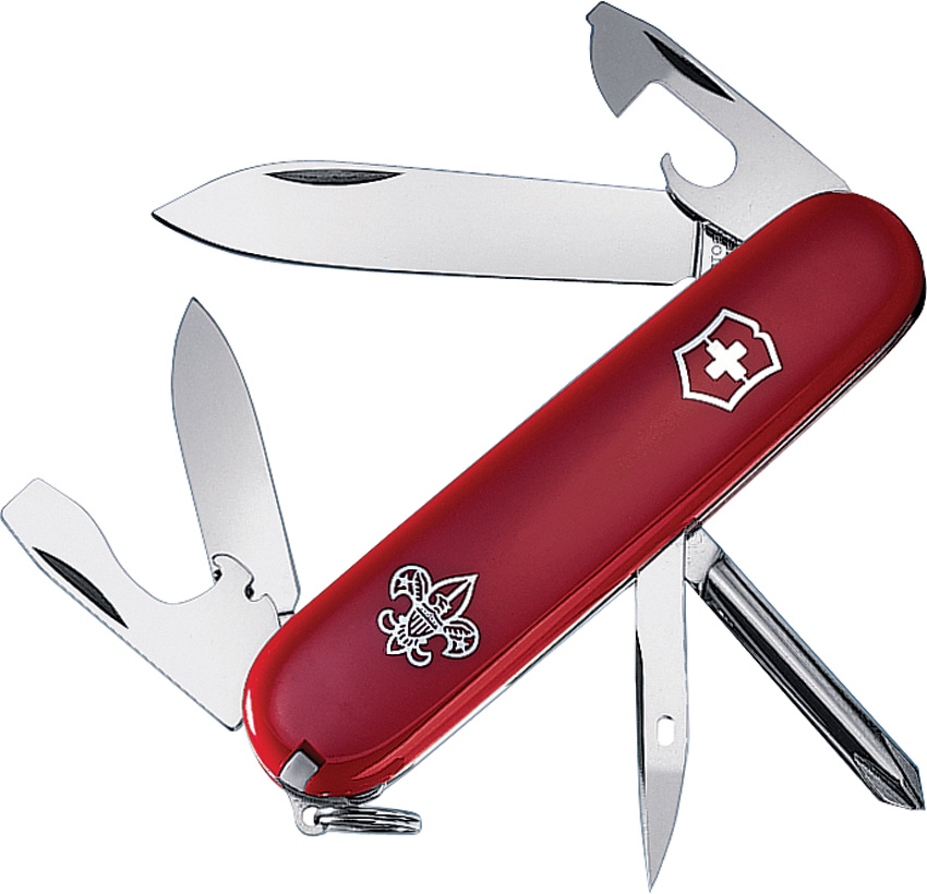Victorinox Swiss Army Tinker Knife