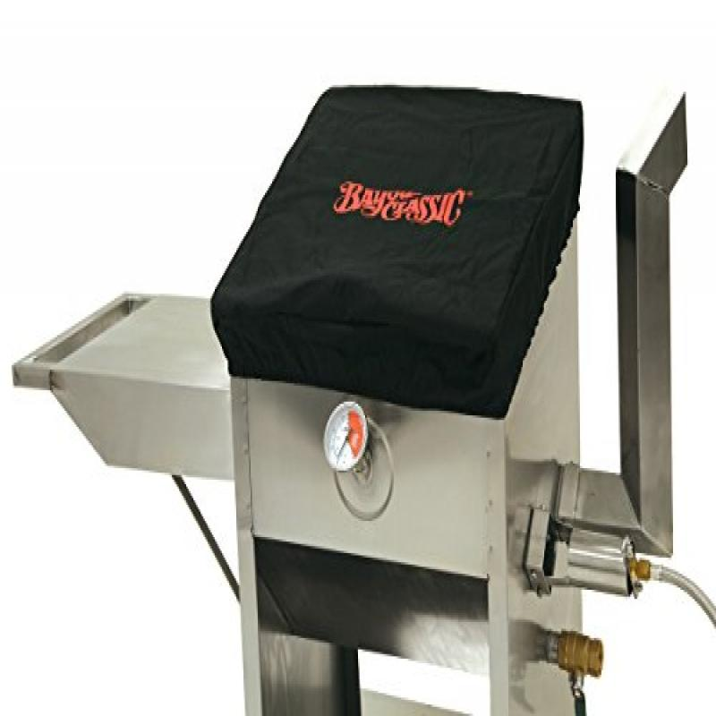 Barbour 5009 Classic Canvas Fryer Cover - Fits 9 Gallon Outdoor Fryers