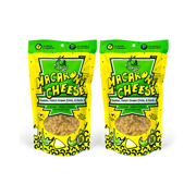 Hatch Green Chile Macaroni and Cheese with Cheddar and Garlic by FishSki Provisions (32 x 6oz Packs, 170 g each, 192 oz total)