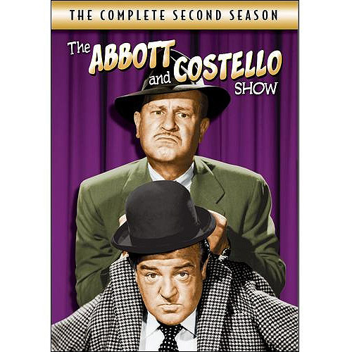 The Abbott And Costello Show: The Complete Second Season