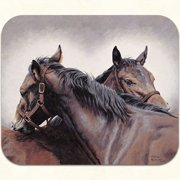 1 X Special Connection Horse Mouse Pad by Fiddler's Elbow