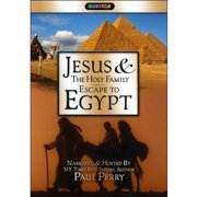 Jesus And The Holy Family Escape To Egypt by