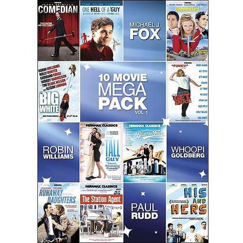 10-Movie Mega Pack, Volume 1