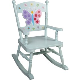 Pleasing Adams Manufacturing Kids Lil Easy Rocking Chair Bright Violet Ibusinesslaw Wood Chair Design Ideas Ibusinesslaworg