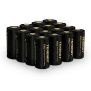 Tenergy Premium High Capacity Rechargeable Batteries (16-Pack) Arlo Certified Li-ion 3.7V 750mAh
