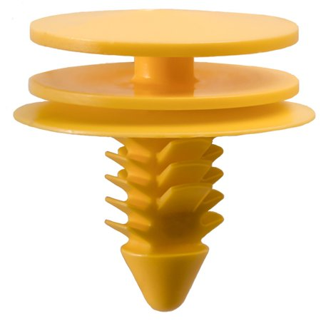 - Clipsandfasteners Inc 25 Door Garnish Moulding & Pillar Trim Panel Clips For GM
