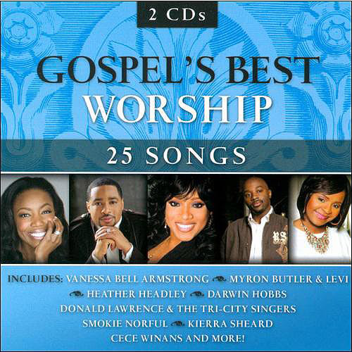 Gospel's Best Worship (2CD)