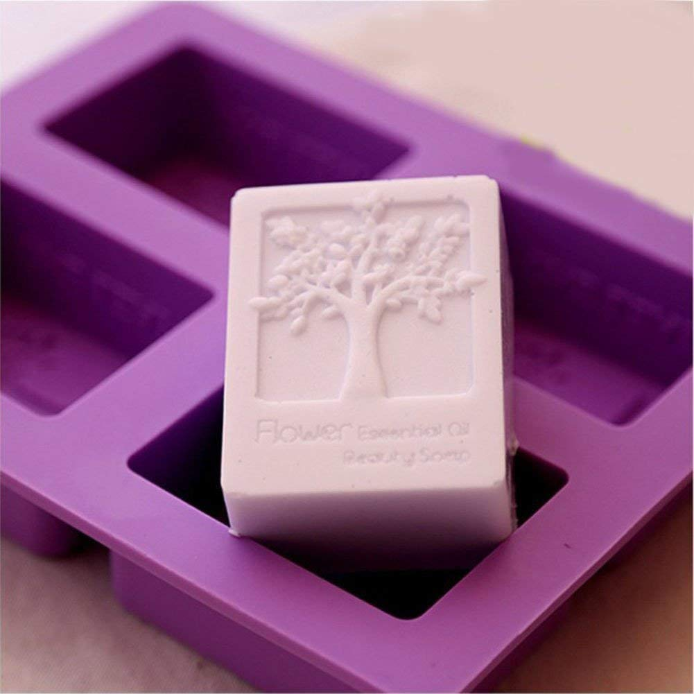 NEW Character Silicone Molds Soap Cake Candy Tart Candle Chocolate Ice Cube Mold