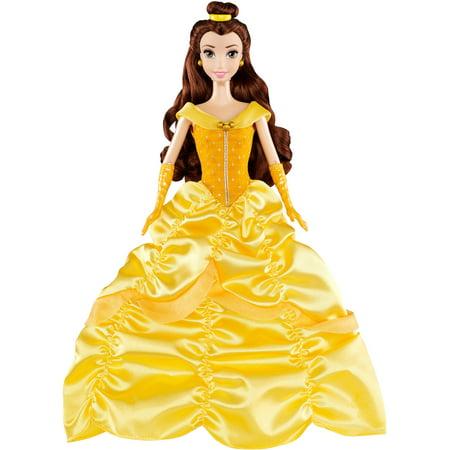 Mattel Belle Doll - Disney Princess Signature Classics Belle Doll