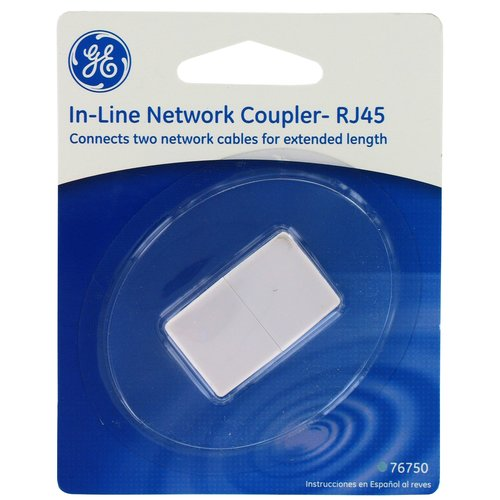 Jasco RJ45 in Line Network Coupler
