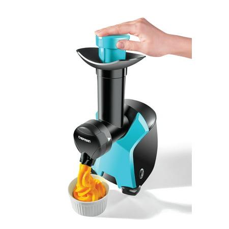Chefman Frozurt, Frozen Yogurt Dessert Maker, Sorbet Sherbet Machine,