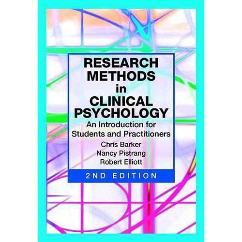 Clinical Psychology research order