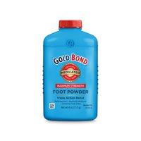 GOLD BOND Maximum Strength Medicated Foot Powder, 4oz