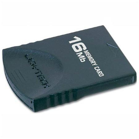 - Joytech 16 MB Memory Card GameCube