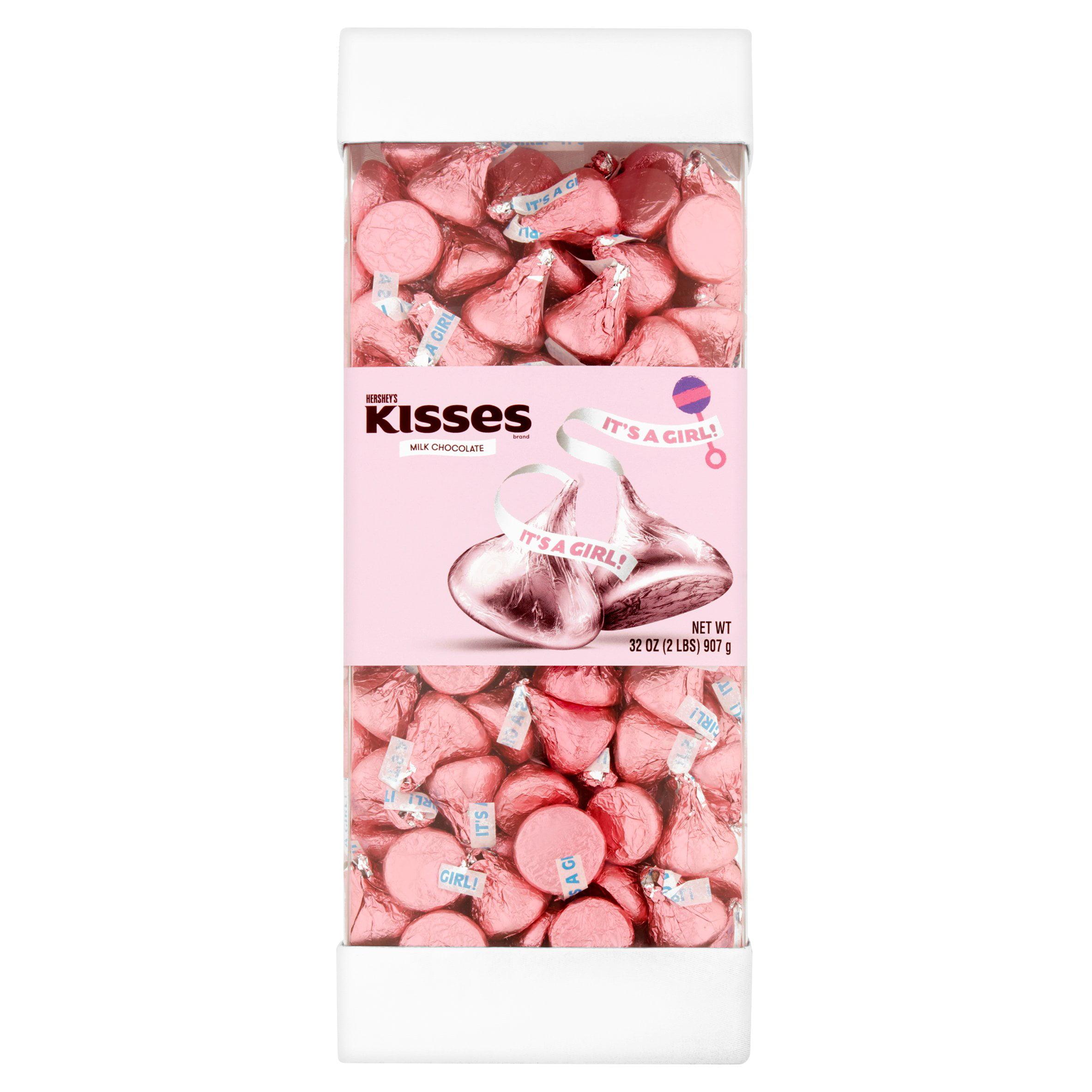 Hershey's Kisses Milk Chocolate, 32 oz