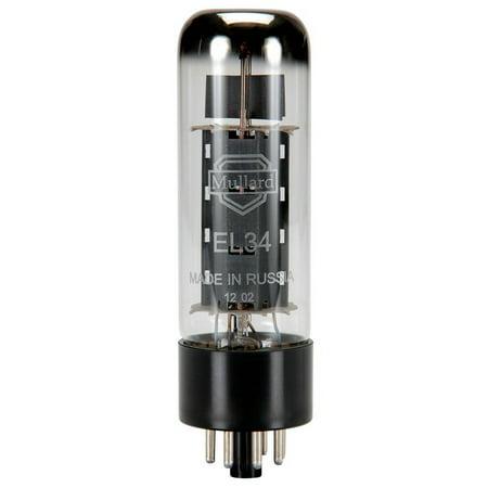 Mullard EL34 Vacuum Tube Duet Platinum Matched