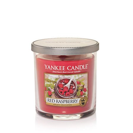 Yankee Candle Red Raspberry 1323198 Small Tumbler 7 oz Candle