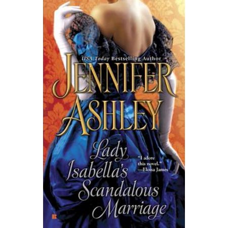 Isabella Series - Lady Isabella's Scandalous Marriage - eBook