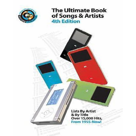 Ultimate Book of Songs & Artists: The Essential Music Guide for Your iPod and Other Portable Music Players
