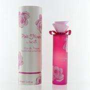 PINK FLOWER WOMEN 3.4 OZ EAU DE PARFUM SPRAY BOX by AQUOLINA