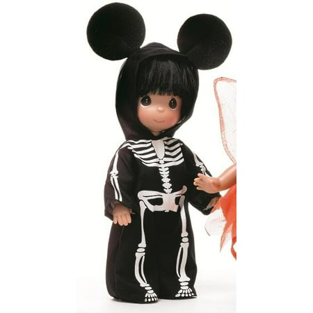 Precious Moments Disney Halloween Skellytons Of Fun Doll #5085 - Halloween Makeup Dolls