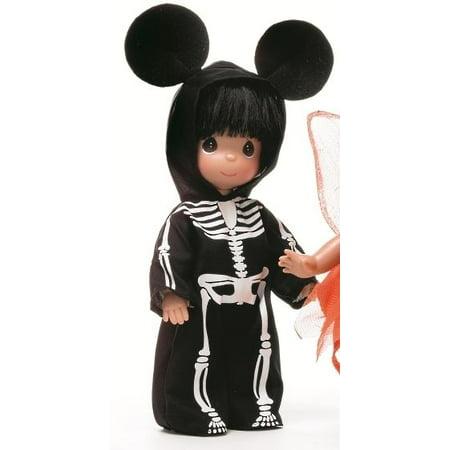 Precious Moments Disney Halloween Skellytons Of Fun Doll #5085