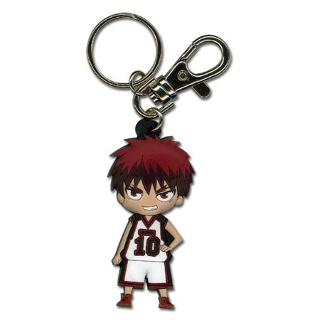 Key Chain - Kuroko's Basketball - New SD Taiga Kagami Toys Anime ge36817 - Basketball Key Chains