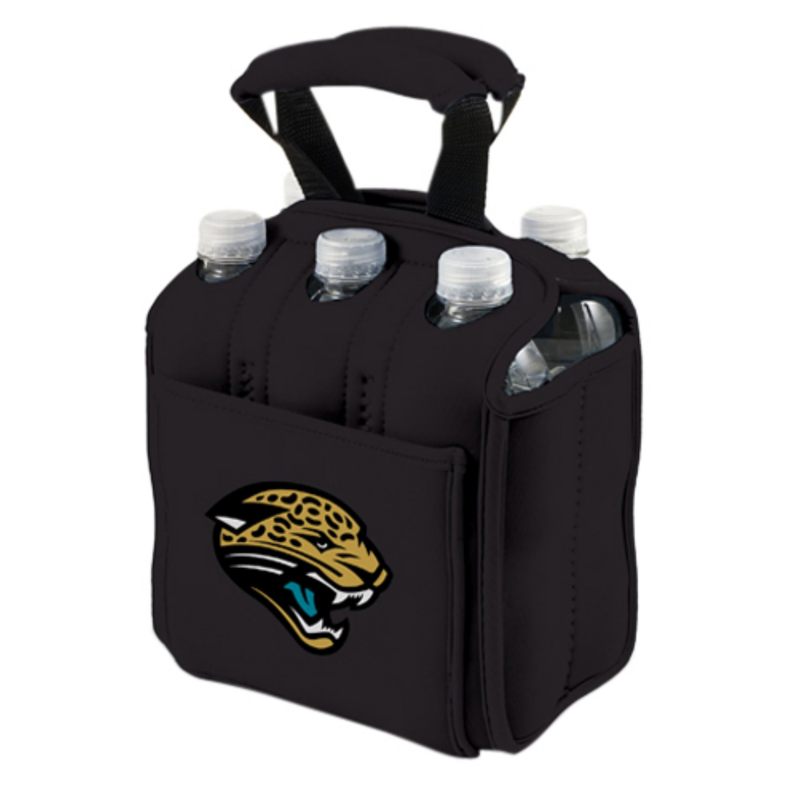 Picnic Time Six Pack, Blk Jacksonville Jaguars Digital Print