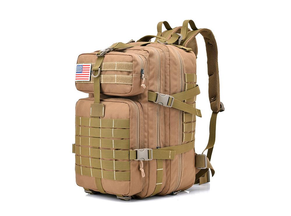 Gym bag,Swimming bag in Khaki Army Bag Drawstring bag,Army Bag Survival