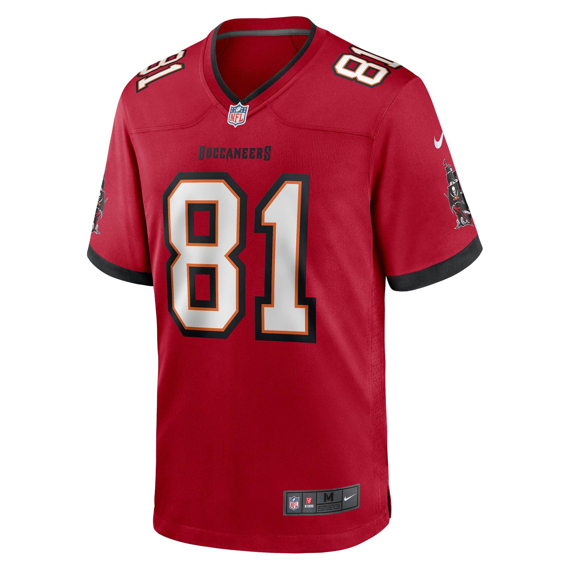 Antonio Brown Tampa Bay Buccaneers Nike Game Jersey - Red