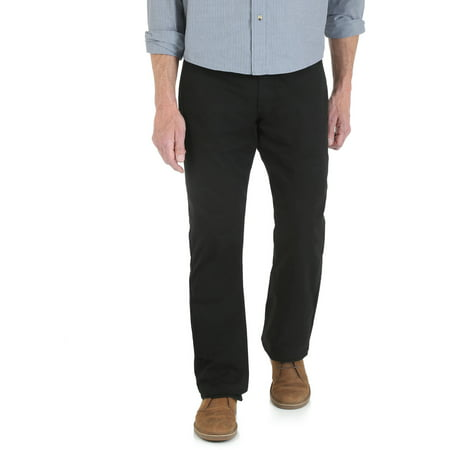 06b1556e Wrangler - Wrangler Men's Straight Fit 5 Pocket Pant - Walmart.com