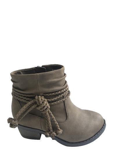 Wonder Nation Toddler Girls' Fashion Cowboy Boot