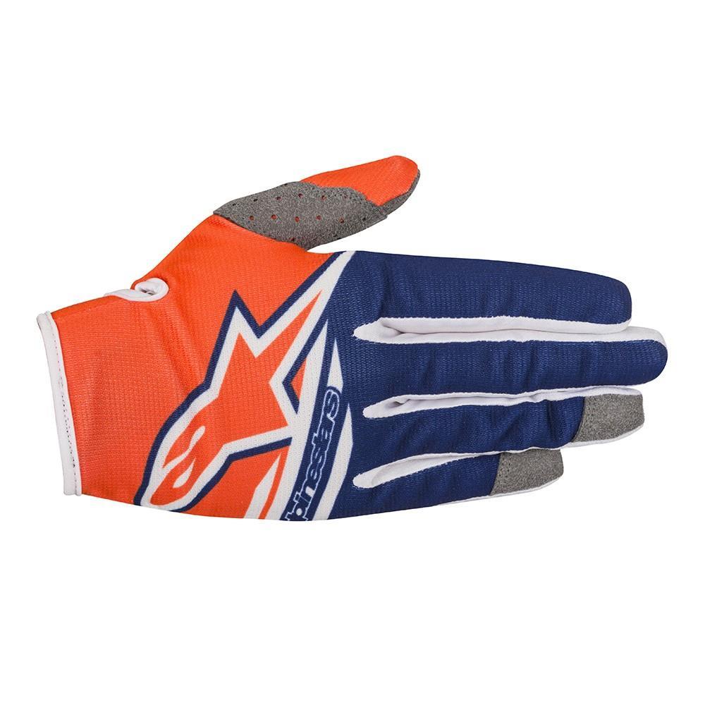 Alpinestars Radar MX Gloves All Sizes Black//Orange