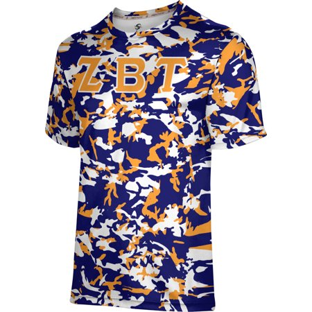 ProSphere Men's Zeta Beta Tau Camo Tech Tee