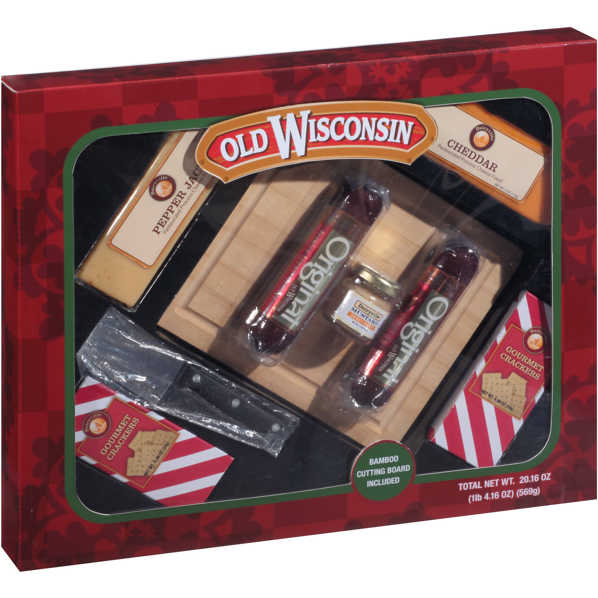 Old Wisconsin Premium Sausage Feast Gift Box