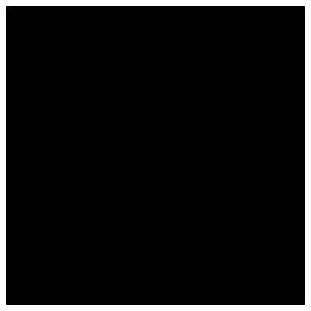 Zan Headgear Deluxe Bandana Solid Black
