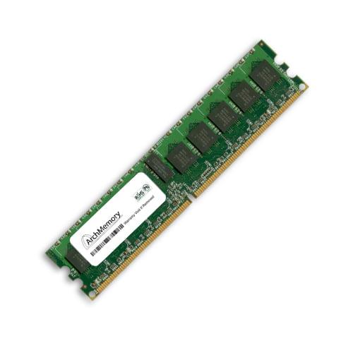 4GB DDR2 667MHz 240p ECC Registered RAM Memory interchang...