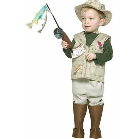 Future Fisherman Toddler Halloween Costume (Fish Man Costume)