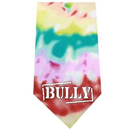 Bully Screen Print Bandana Tie Dye