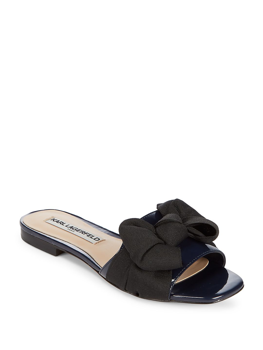 Rosie Bow Accented Sandals