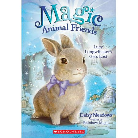 Friends Animal - Magic Animal Friends #1 Lucy Longwiskers