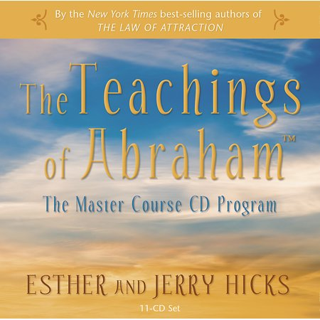 The Teachings of Abraham : The Master Course CD Program, 11-CD