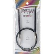"Dreamz Fixed Circular Needles 40""-Size 10.5/6.5mm"