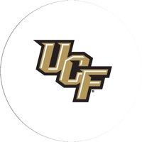Stoneware Drink Coasters, University of Central Florida